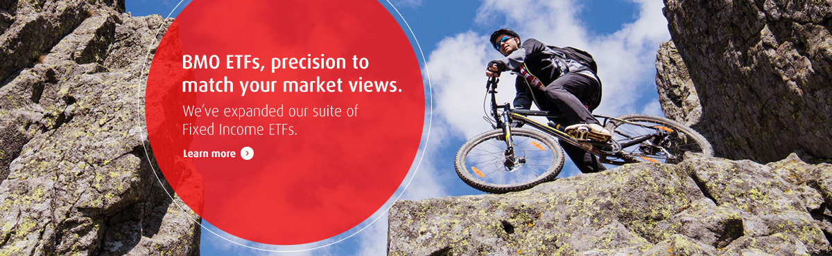 BMO ETFs, precision to match your market views