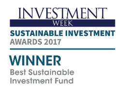 Investment week - Sustainable Investment Awards 2017