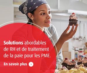 Solutions abordables de RH et de traitement de la paie pour les PME.