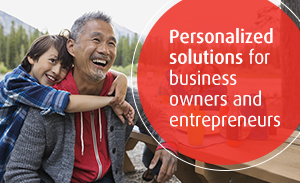 Personlized solutions for business owners and entrepreneurs