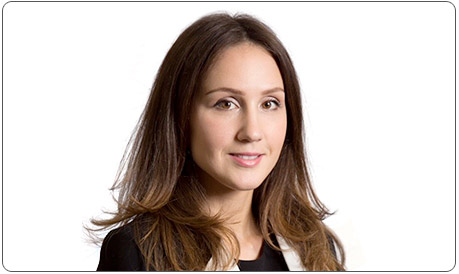 Morgane Delledonne, Senior Associate, ETF Investment Strategist, Exchange Traded Funds
