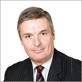 Tony Cousins, Chief Executive & Chief Investment Officer