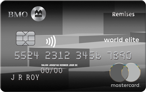 BMO Remises World Elite Mastercard