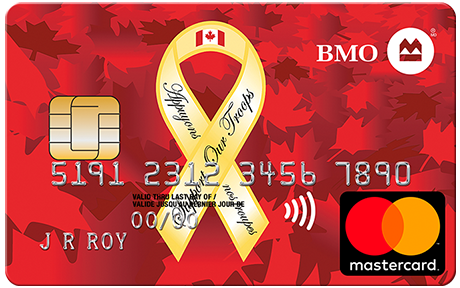No Annual Fee Mastercard | Credit Cards | BMO Bank of Montreal