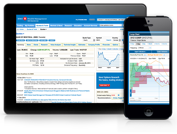 Bank stock options