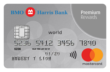Bmo Harris Bank Premium Rewards Mastercard Sup