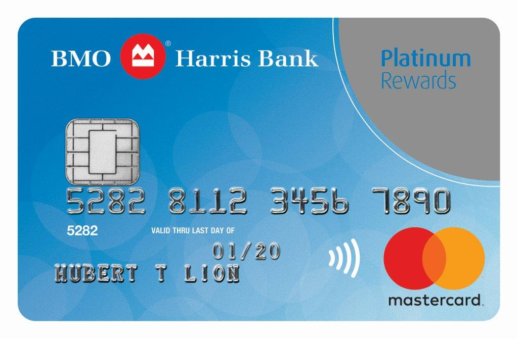 Bmo Harris Bank Platinum Rewards Mastercard Sup