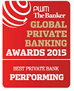 Global Private Banking Awards 2015