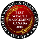 Best Wealth Management Canada 2015