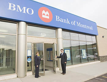 BMO Bank of Montreal Opens New $1 2 Million Branch in SaskatoonBMO