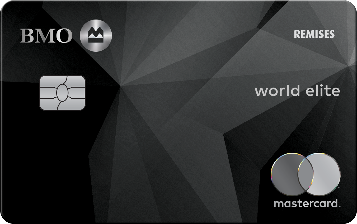 Carte Mastercard BMO Remises World Elite