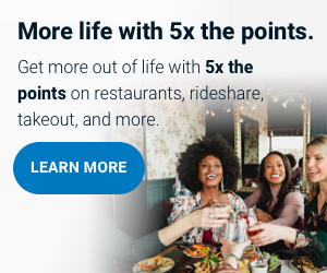 Get 3% cash back on groceries and get a 5% cash back welcome bonus