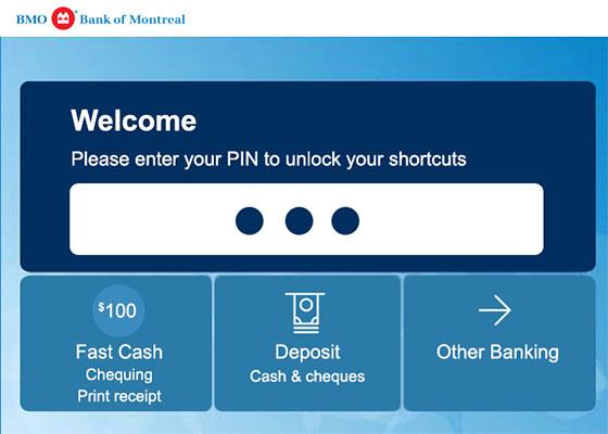 Deposit Money at a BMO ATM | Ways to Bank | BMO