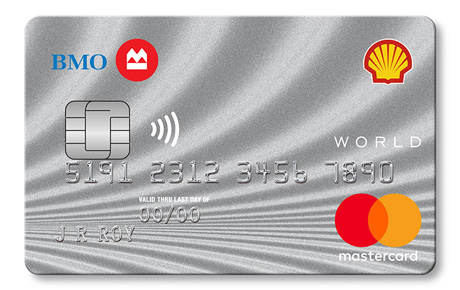 Shell CashBack World Mastercard