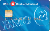 BMO Debit Card image