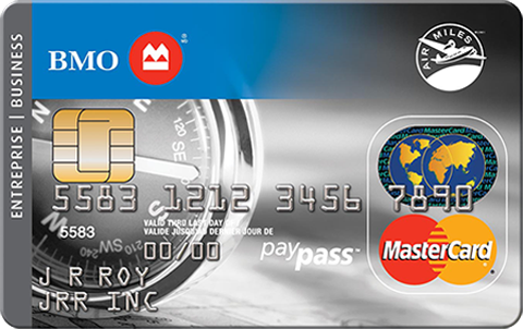 BMO AIRMILES MasterCard for Business