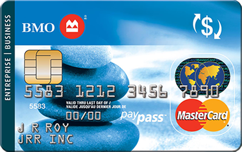 BMO Premium CashBack Mastercard for Business