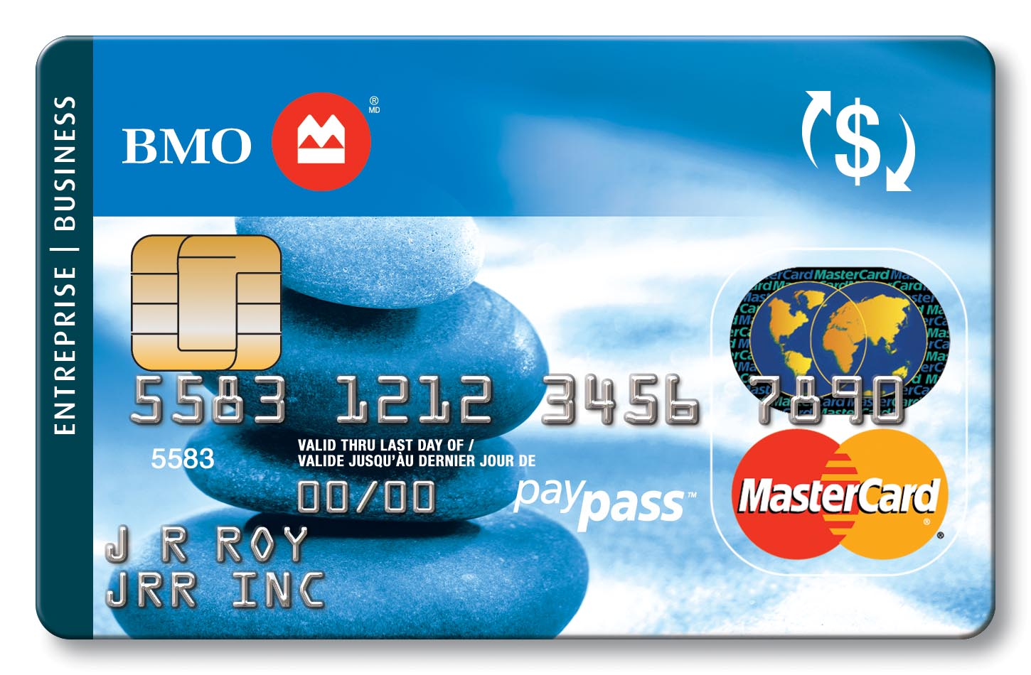 Business Credit Cards | BMO Bank of Montreal