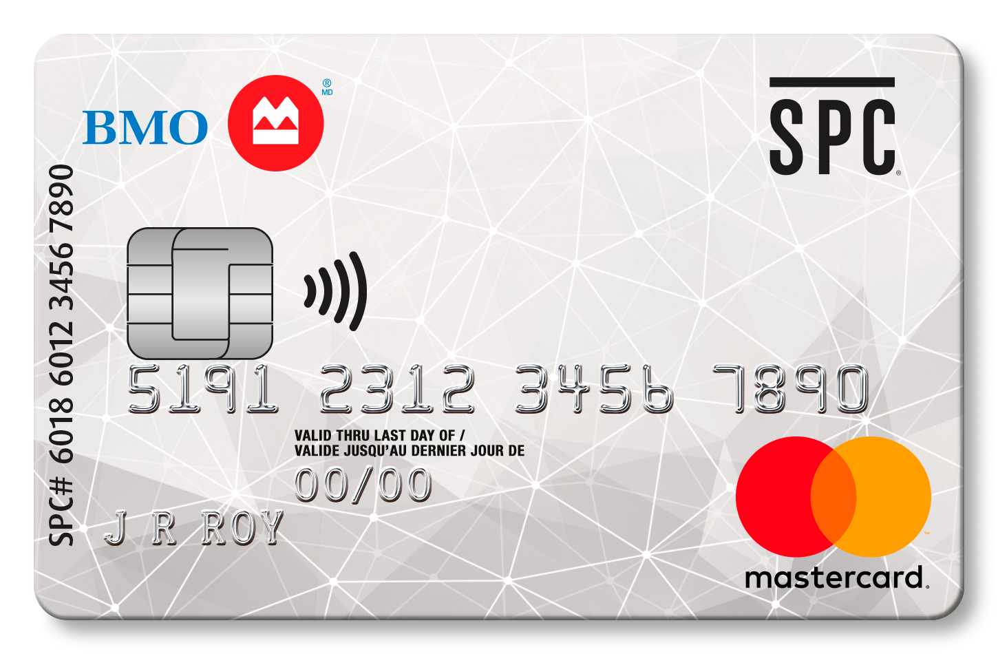 BMO SPC®** CashBack® MasterCard®* Just for students: Exclusive SPC discounts + CashBack on every purchase. Get 1.0% CashBack on ALL card purchases, with no restrictions