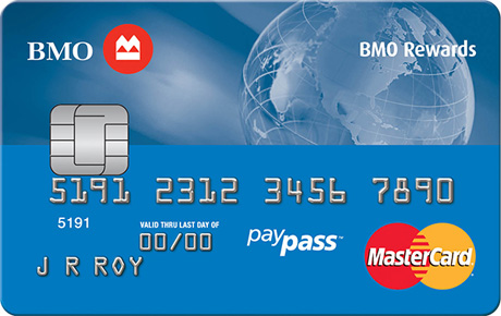 BMO Rewards Mastercard