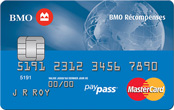 Carte MasterCard BMO Remises World