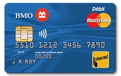 Carte De Débit Mastercard Faq Comptes Bancaires Bmo Banque De