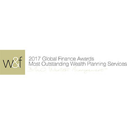 Most Outstanding Wealth Planning Services 2017