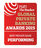 Best Performing Private Bank, 2015