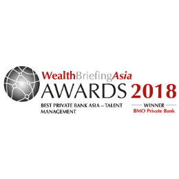 Best Private Bank Asia – Talent Management 2018, 2017