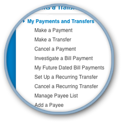 how to cancel recurring transfer bmo