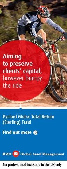 Aiming to preserve clients' capital, however bumpy the ride. Pyrford Global Total Return (Sterling) Fund. Find out more >