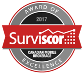 Surviscor 2017 award medallion